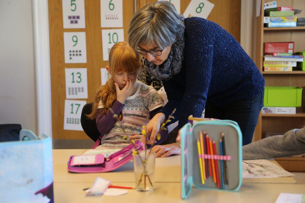 Nærværende lærere der har tid til den enkelte elev
