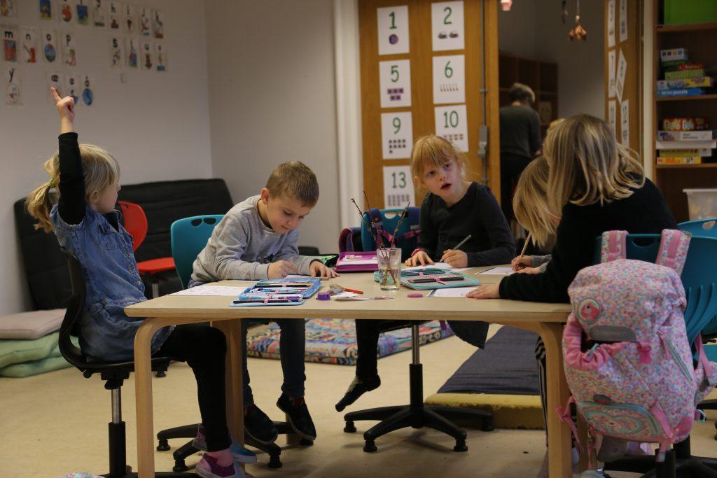 Undervisning i Føniks
