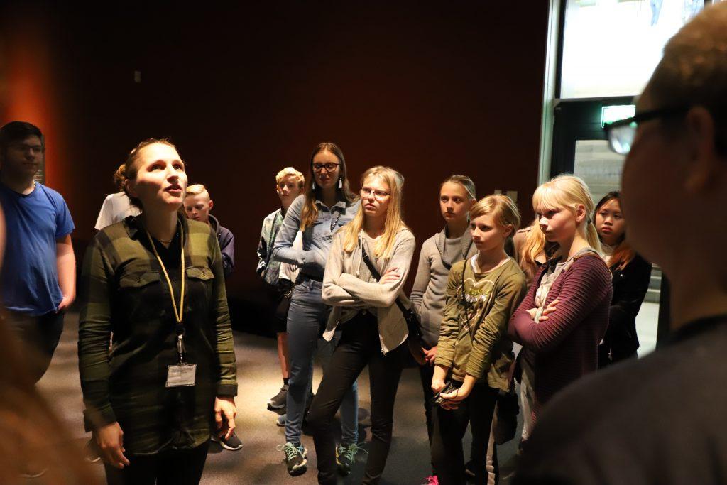 Guidet tur på Moesgaard museum