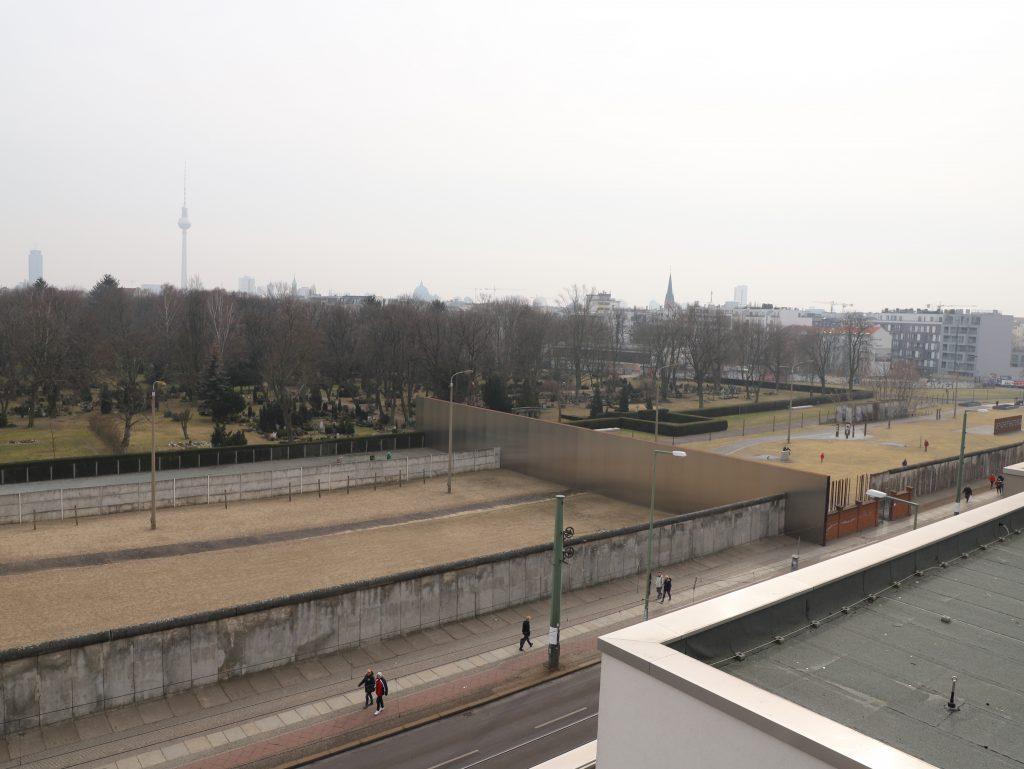 Et besøg ved muren er et must i Berlin