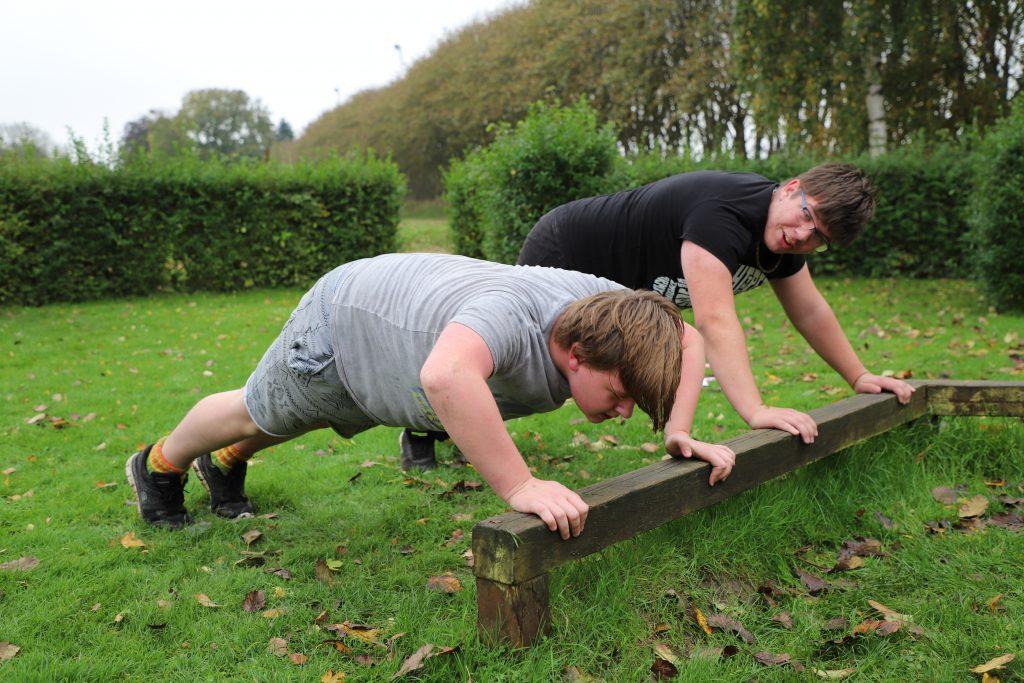 Mere styrketræning