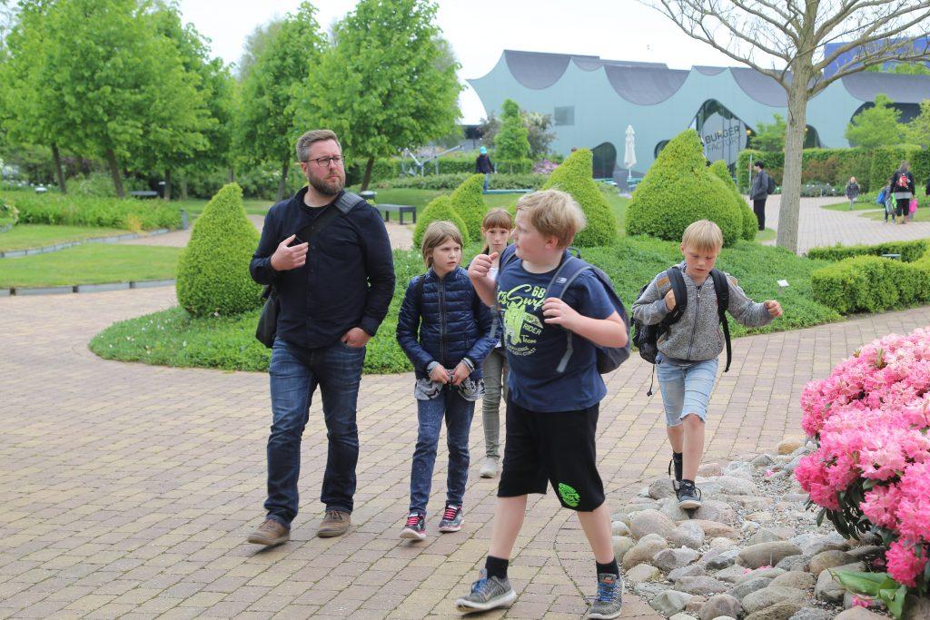 Elever fra Lille Bjørn